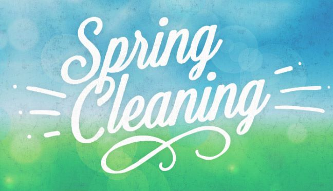The Best Ways to Conquer your Spring Cleaning